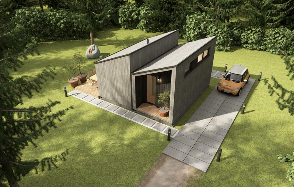 Tiny Houses - Prachtige woningen voor tweepersoonshuishoudens en kleine gezinnen. Tiny houses zijn voorzien van de meest luxe én duurzame afwerkingen. Voor permanente woning of als vakantiehuis.